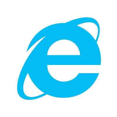 Browser Logo Internet Explorer-min
