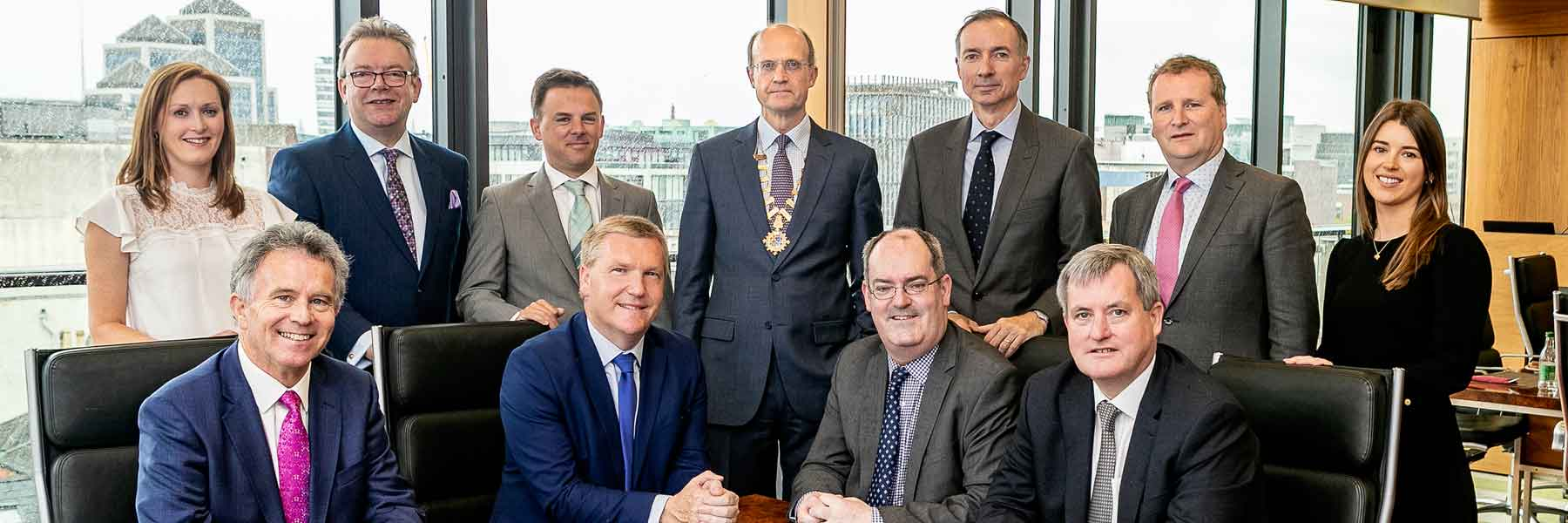 NEWS BODY - 2019 Members of the Oireachtas attend Institutes Pre-Budget-min